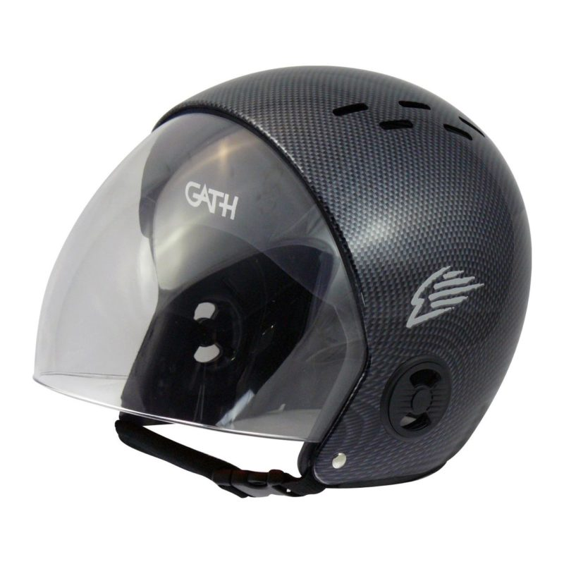 RV-CARBON-CLR-VISOR